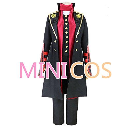 『【女性Lサイズ】コスプレ衣装 刀剣乱舞 加州清光 新バージョン 風 【MINICOS】』のトップ画像