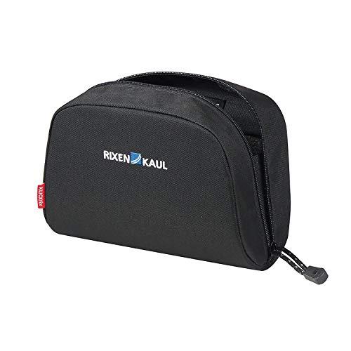 KlickFix Baggy Mini Stuurtas, Black, 2,5l