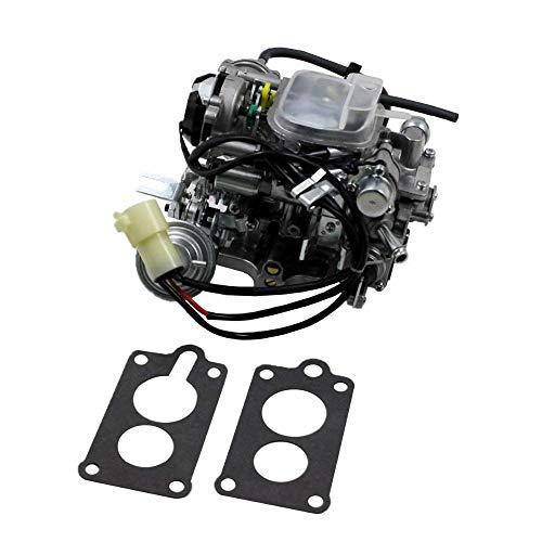 21100-35463 carburador para Toyota 22R 21100-35570 Toy-507 1988-1990 Pickup 1981-1988 Hilux 1984 Celica 1984-1988 4Runner con SQ Kit de Motor