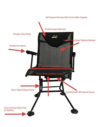 Swell Best Portable Hunting Chairs Amazon Best Sellers Creativecarmelina Interior Chair Design Creativecarmelinacom
