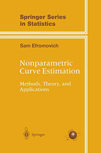 Nonparametric Curve Estimation: Methods, Theory, and Applications (Springer Series in Statistics)
