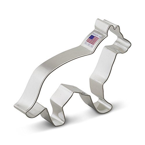 German Shepherd Cookie Cutter, 5""