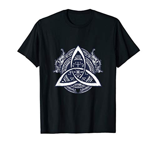 Celtic knot design Celtic triskele T-Shirt