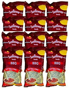 NEW Frito Lay Extra Long Sunflower Seeds Perfect For Snack Packs Flavors Include BBQ Ranch Original product image