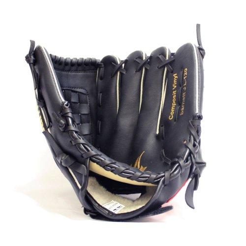 BARNETT JL-120 REG Baseball Glove, Outfield, Size 12'
