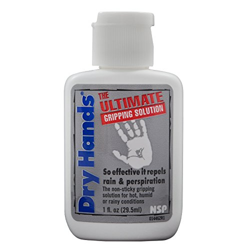 Dry Hands 'The Ultimate Gripping Solution' All-Sport Topical...