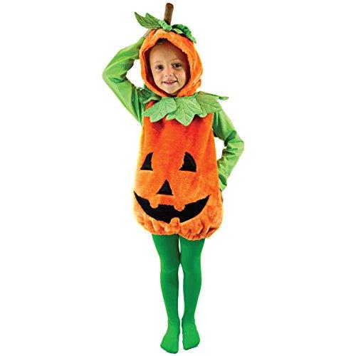 Spooktacular Creations Deluxe Pumpkin Costume Set (S 5-7)