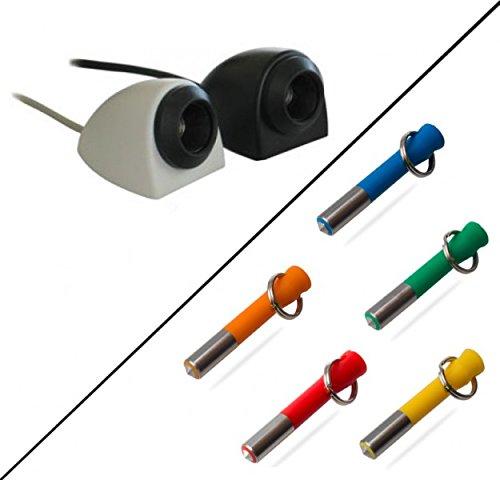 Addimat Restaurantpaket: USB Kellnerschloss und 5 Kellnerschlüssel