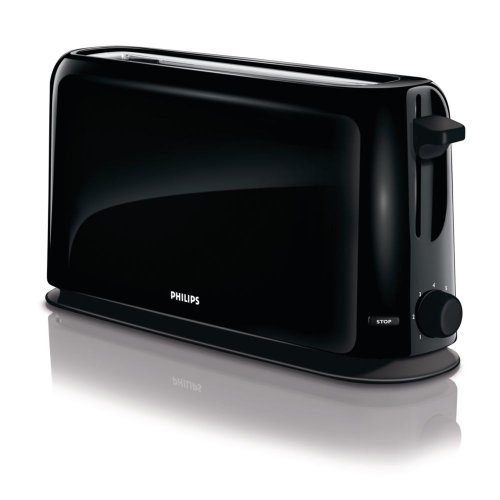 Philips Daily Collection HD2598/90 1slice(s) 1150W Negro