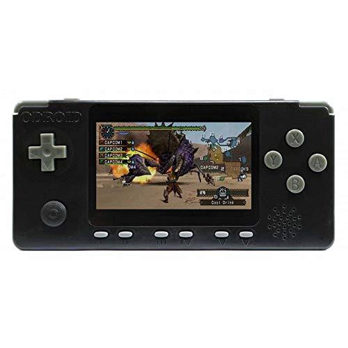 ODROID Advance - Consola para Advance color negro