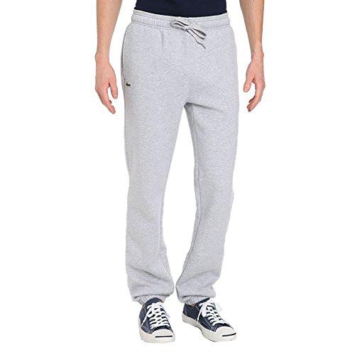 Lacoste - Pantalones chándal XH7611, Gris XS