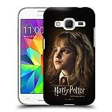 Oficial Harry Potter Hermione Granger Sorcerer's Stone II Carcasa rígida Compatible con Samsung Galaxy Core Prime