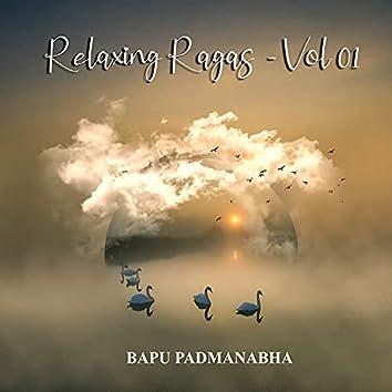 Relaxing Ragas, Vol. 1