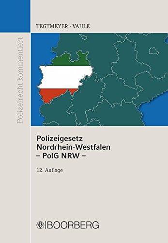 Polizeigesetz NRW (Polizeirecht kommentiert)