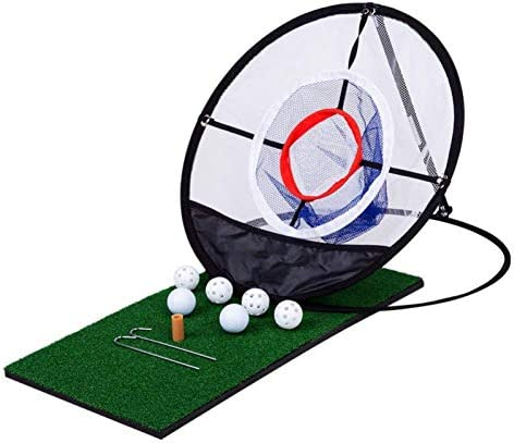 SISHUINIANHUA Indoor Outdoor Chipping Practi Pitching Regular store Cages Mats sold out