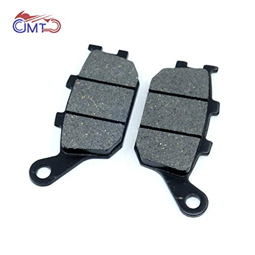 for Honda CB400S CB400SB Super Boldor 2005-2017 CB400SA ABS CB400SAD ABS E packet 2014-2018 Front Rear Brake Pads Set Kit