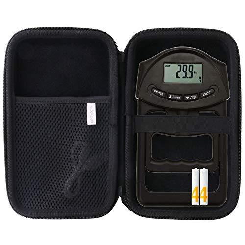 waiyu Hard Storage Case for Camry/GRIPX Digital Hand Dynamometer Grip Strength Measurement Meter, Case