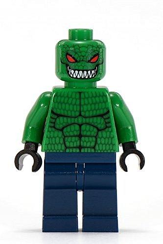 LEGO Figura original de minifigura de Batman retirado 2006 del juego 7780 The Batboat: Hunt for Killer Croc