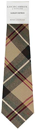 I Luv Ltd Gents Neck Tie Saskatchewan Canadian Tartan Lightweight Scottish Clan Tie