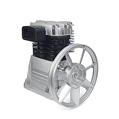 XtremepowerUS Pro Aluminium Air Compressor Pump 3 HP 11.5CFM 145PSI Pulley by XtremepowerUS