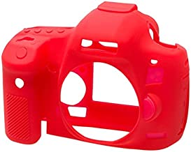 easyCover Camera Case for Canon 5D Mark 3 (Red)