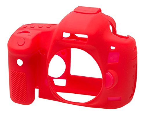 easyCover case for Canon 5D MarkIII/5DS/5DSR red