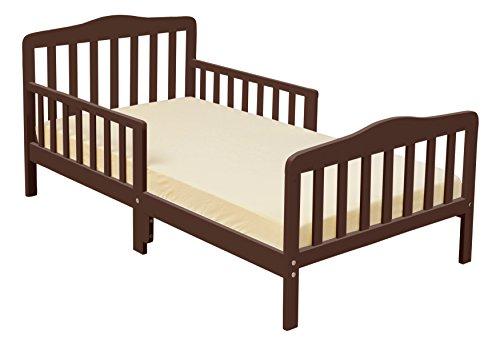 Furniture World Madison Toddler Bed, Espresso
