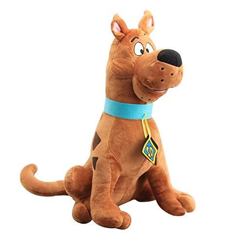 1pcs 35cm Soft Cute Scooby-Doo Great Dane Scooby Doo Dog Cute Dolls Stuffed Animal Plush Toy New Christmas Gifts