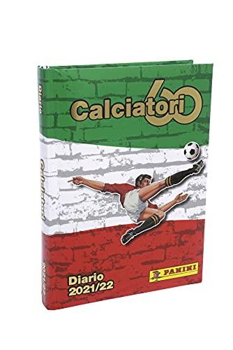 Panini Calciatori - Diario 2021/2022 12 Mesi - Panini Calciatori - Standard