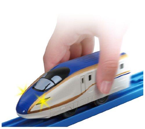 プラレール テコロジープラレール TP-06 E7系新幹線