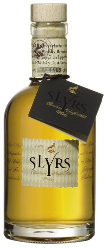 Slyrs Bavarian Single Malt Whisky 43%, 1er Pack (1 x 350 ml)