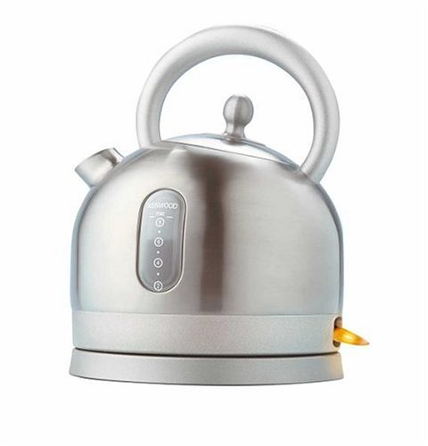 Kenwood SK967 3000W Classic Brushed Stainless Steel & Silver Rapid Boil Kettle