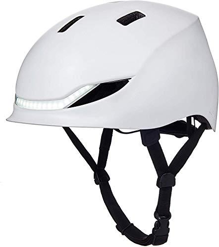 Lumos Matrix MIPS Helm Jet White 2021 Fahrradhelm