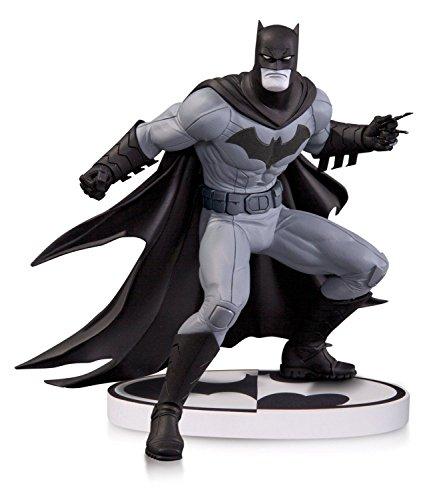 BATMAN Statue de par Greg Capullo 2 ND Edition (Noir et Blanc)