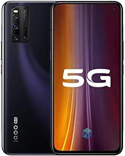 Vivo IQOO 3 5G 128GB 12GB RAM International Version- Black