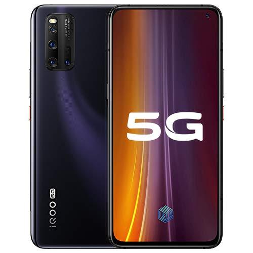 Vivo IQOO 3 5G 128GB 12GB RAM International Version- Black