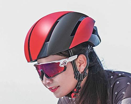 ROCKBROS Casco Integral para Ciclismo Ajustable Ligero Aerodinámico Protección para...