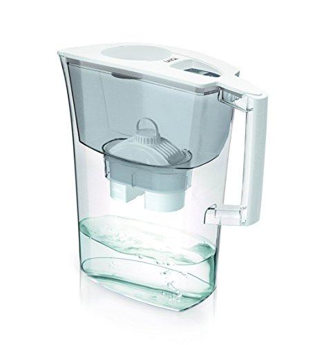 Laica Prime Line Jarra filtrante Elegance Blanco 3 l, 3 litros