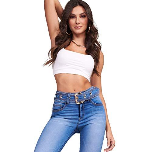 La Mejor Recopilación de Pantalones de Moda para Dama los mejores 5. 8