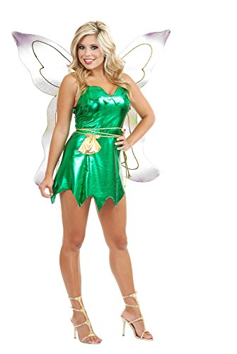 Women's Sexy Tinkerbell Costume