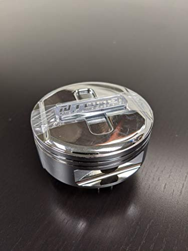 Tomei Oil Filler Cap Compatible with 350Z, 370Z, S13, S14, S15, 240SX, Skyline, GTR and More Engines M32 x P3.5 - Silver -  Tomei USA, TM-TE201A-NS00A