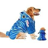 Gimilife Pet Costume, Dog Hoodie,Pet Xmas Pajamas...