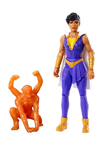 Mattel GCW44 DC Shazam Darla Figur 15 cm, Actionfiguren und Spielzeug ab 4 Jahren