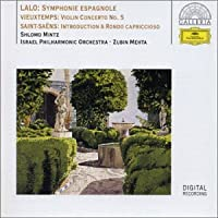 Lalo: Symphonie Espagnole/Vieuxtemps: Violin Con 5