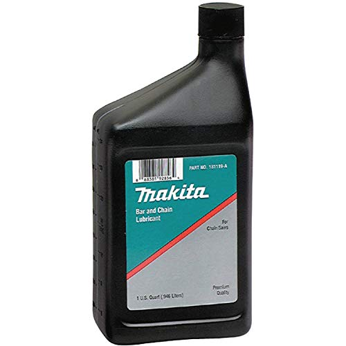 Makita 181119-A Bar Chain Oil, 1 Quart