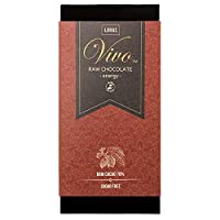 エナジー ローチョコレートVivo マカ配合 生カカオ70% 砂糖・乳製品は一切不使用 酵素が生きた生チョコレート (1枚)