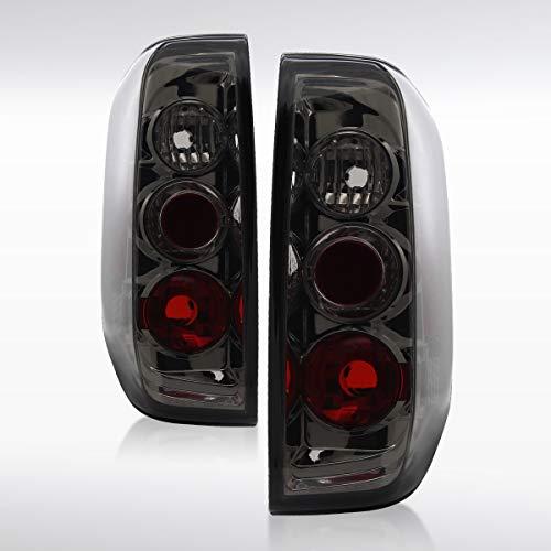 Autozensation For Nissan Frontier Suzuki Equator Smoke Tail Lights Rear Brake Lamp