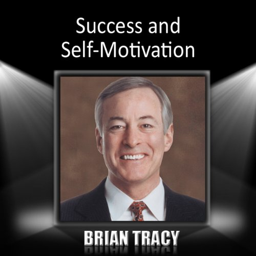Success and Self-Motivation audiobook cover art