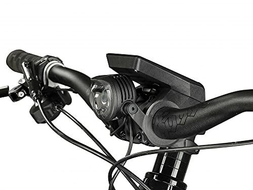 Lupine SL SF Bosch E-Bike Beleuchtung StVZO mit Halter für Nyon 2 1300 Lumen schwarz
