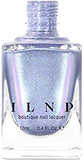 ILNP On Repeat - ICY Blue Holographic Shimmer Nail Polish